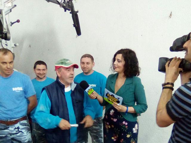 Reportera-Presentadora